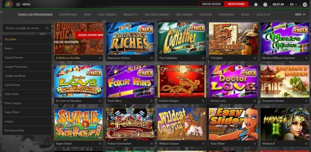 Sportimba Casino