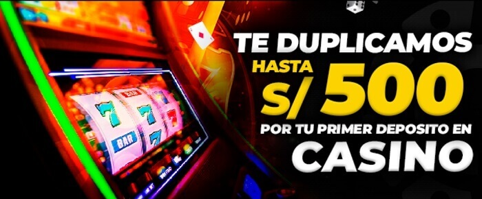 Solbet Bono de Bienvenida Casino